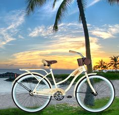 Even The Beach Gets Ier When Panama Jack Is Around And You Combine With Huffy Cruisers Get Ultimate Cruiser Experience