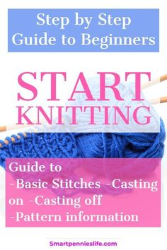 7 Best Casting Off In Knit Images In 2019
