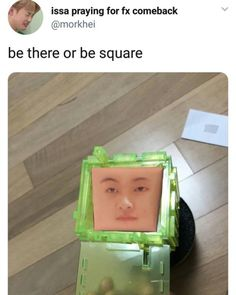 Memes all day🌙 No no no. No one wants to be a square xD Bts Memes, Funny Kpop Memes, It's Funny, Nct Life, Mark Nct, Meme Faces, Cookies Et Biscuits, Winwin, Reaction Pictures