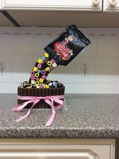 Liquorice Allsorts , illusion cake More