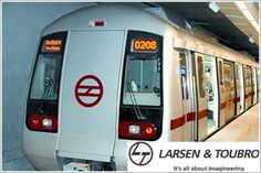 Larsen & Toubro on Wednesday announced that it has bagged an order worth Rs 3,375 crore from the Metro Express, owned by the government of Mauritius to design and build an