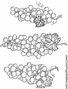 wine coloring page 18 Colouring Pages, Adult Coloring Pages, Free Coloring, Wood Burning Art, Paper Crafts, Diy Crafts, Coffee Colour, Food Drawing, Chalk Pastels