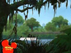 La leggenda di Tarzan - YouTube