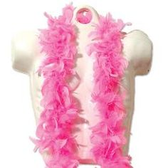 Pink Boa  http://www.digitizedlogos.com/