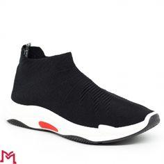 Pantofi Sport Barbati YD8208 Black Se7en