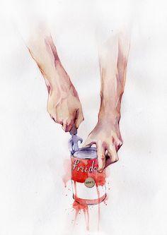 Illustrations by Dmitriy Rebus Larin