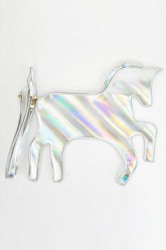 what?! a unicorn clutch
