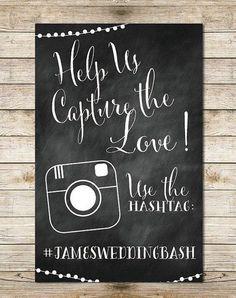 New Diy Wedding Signs Chalkboard Chalk Board 55 Ideas Wedding Hashtag Sign, Wedding Signage, Marquee Wedding, Trendy Wedding, Diy Wedding, Rustic Wedding, Dream Wedding, Wedding Day, Marcos Para Fiestas