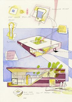 Arte y Arquitectura: Mikkel Frost de CEBRA
