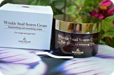 The Skin House Wrinkle Snail System Cream - вот это я понимаю, улитки! Самый необычный крем для лица, которым мне приходилось пользоваться — Отзывы о косметике — Косметиста