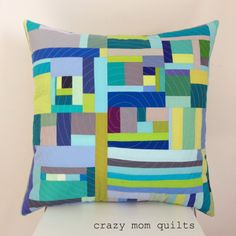 crazy mom quilts: just one more