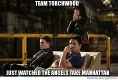 Day 23: Favorite Doctor Who Spin-off: Torchwood