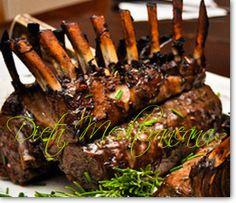 COTLET DE MIEL LA TAVA Steak, Food And Drink, Dan, Recipes, Honey, Cooking Recipes, Steaks