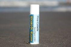 Tropical Mojito Natural Organic Lip Balm - http://essential-organic.com/tropical-mojito-natural-organic-lip-balm/