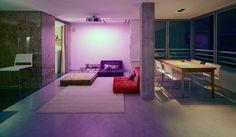 Un loft de espacios y sensaciones #hogarhabitissimo #industrial