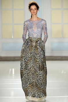 Temperley London S/S 2014 LFW
