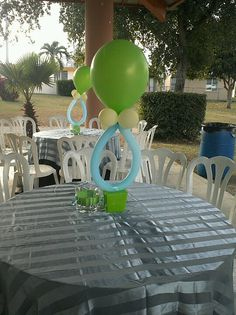 Centros baby shower boy