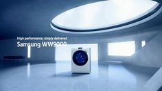 Title : Samsung_WW9000 Agency : Cheil Communications Production : milligram Director : Kim, minsoo