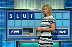 """This Game Show Host Was Asked To Spell Out """"SLUTZ"""" And The Results Are Obvious"""