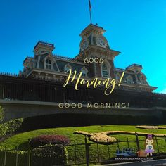 It's a beautiful day at the Magic Kingdom! #waltdisneyworld #magickingdom #disney #pin #tweet #travelplanning #vacation #momlife #disneymagic #goodmorning #happymothersday