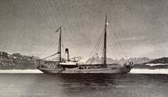 Louise's expedition ship, the Veslekari