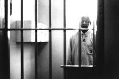 Nelson Mandela visiting his former prison cell at Robben Island Prison Cell, Nelson Mandela, Island, Rock, World, Music, Block Island, The World, Stone