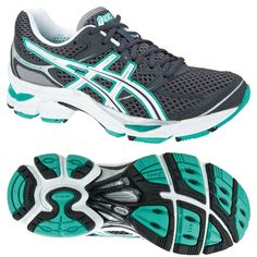 asics. love the teal color.
