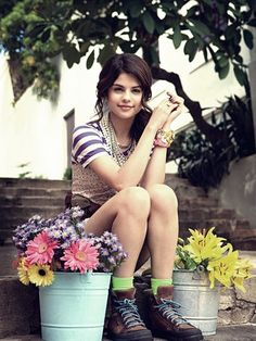 Selena Gomez photoshoot, so beautiful <3