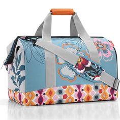 Bolsa de Viaje L Edición Especial Flores Reisenthel Allrounder http://www.tutunca.es/bolsa-de-viaje-l-edicion-especial-flores-reisenthel-allrounder