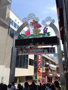 Takeshita st. harajuku
