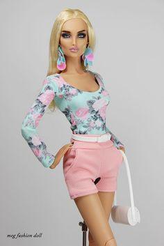 New outfit for Kingdom Doll / Deva Doll ''Summer I'' | por meg fashion doll