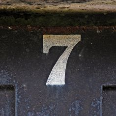 The 7 :) (aka my cousins ; What's Your Number, Number 7, Lucky 7, Lucky Number, Seven Logo, Natural Number, Love Month, Se7en, Words Worth