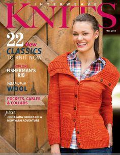 Interweave Knits – Fall 2014 - 紫苏 - 紫苏的博客