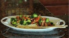 Broccoli & Mushroom Unstir Fried -Healthy Food Recipes  Grab the free recipes ebook at http://easyfatlosscooking.com