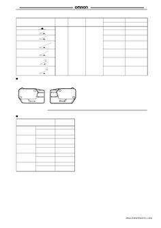 (Mobile) V-101-xxx Datasheet PDF