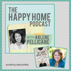 Does raising children in our current culture scare you? Join Cindy Bultema on the Happy Home podcast with Arlene Pellicane to learn to live full and walk free in parenting.
