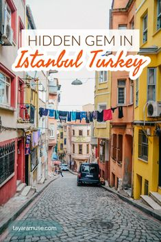 Hidden gems in Istanbul - check out how to get around Fener Balat in Turkey. Best things to do, where to eat and more in Istanbul's most colorful town! Backpacking Europe, Thailand Travel, Asia Travel, Travel Guides, Travel Hacks, Travel Tips, Cool Places To Visit, Places To Go, Bucket List Europe