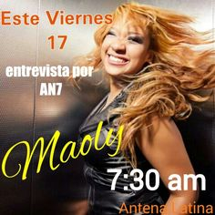 Este viernes en AN7- Tv Dominicana