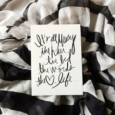 It's All Messy William Leal Print limited by topknotweddings