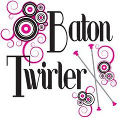 Baton-Twirling Sayings | baton_twirler_thermos_bottle_12_oz.jpg?height=250&width=250 ...