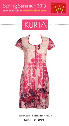 This flawless kurta will surely make you swoon. Shop online here : www.shopforw.com
