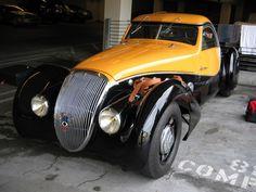 Peugeot 402 darlmat pourtout coupe 1938