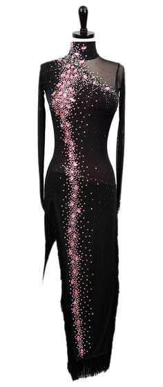 Shazam | Rhythm & Latin Dresses | Encore Ballroom Couture