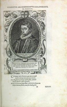Ernst von Bayern, Erzbischof von Köln, Kurfürst (reg. 1583-1612)