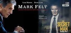 The Secret Man - Mark Felt, un film de Peter Landesman avec Liam Neeson, Diane Lane. L'histoire vraie qui a mis au grand jour l'affaire Watergate.