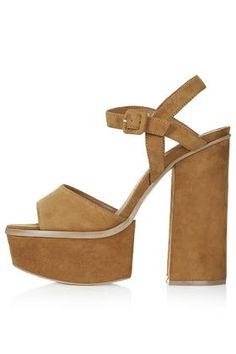 Sandales à plateforme LADY