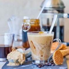 Affogato – Coffee Ice Cream Dessert