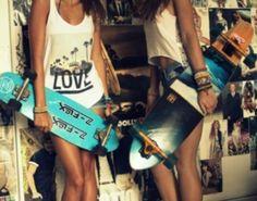 longboards.