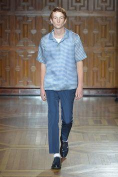 Pringle of Scotland | Spring 2015 Menswear Collection | Style.com