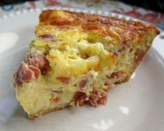 Manchego chesse quiche